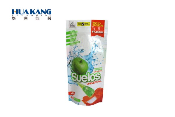 WASHING POWDER PACKAGING
