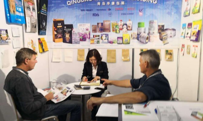 Participate in the packaging exhibition in Australia in 2019